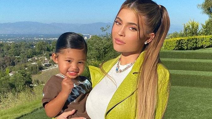 Kylie Jenner kann ihrer Tochter nahezu keinen Wunsch abschlagen.