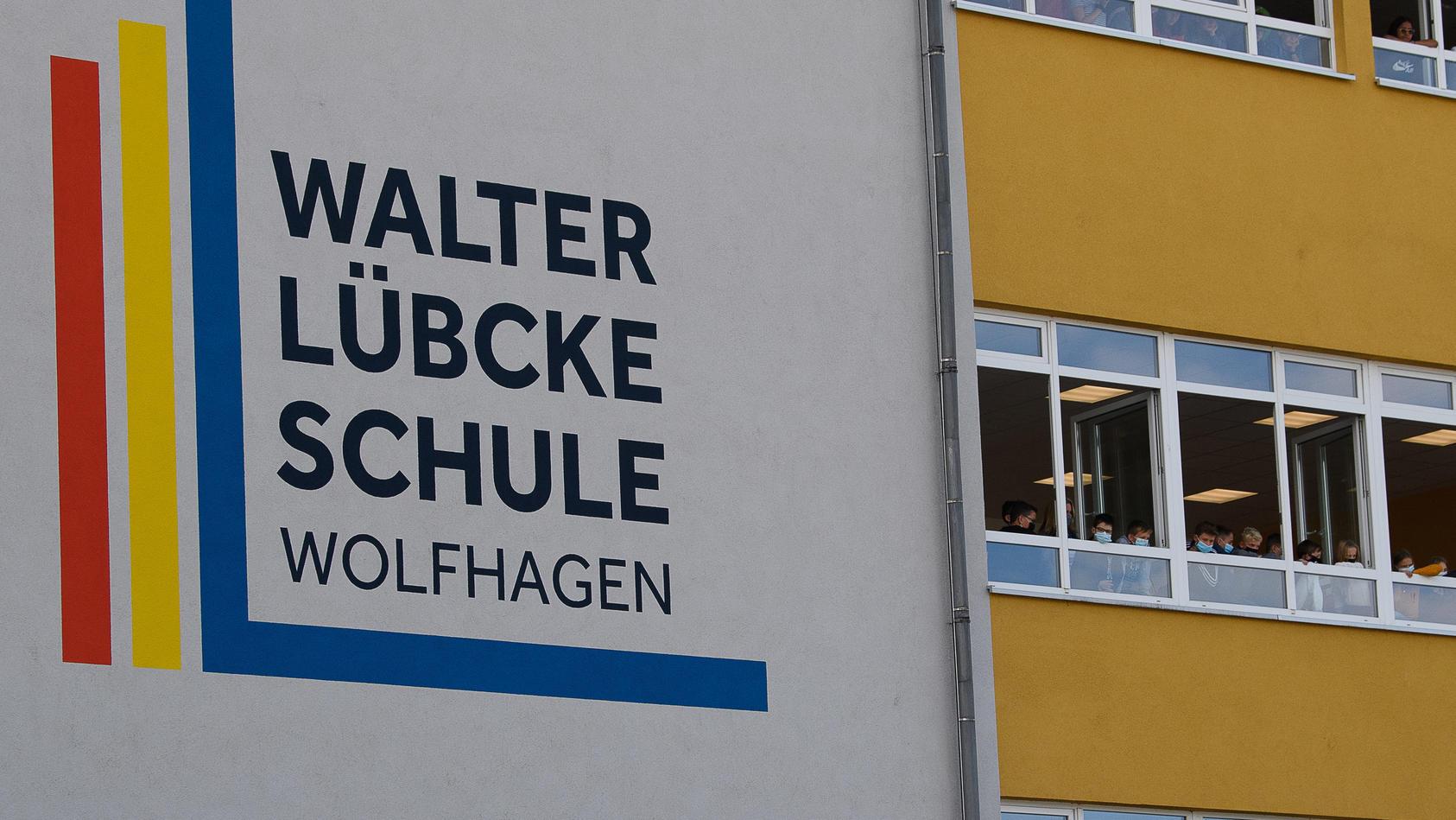 Walter-Lübcke-Schule erhält Drohmail