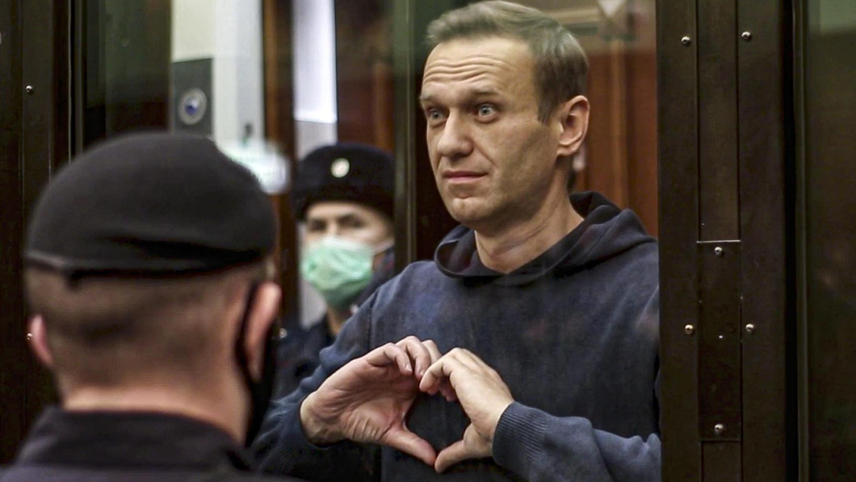Gericht verurteilt Kremlgegner Nawalny - das Urteil ist schon jetzt geschichtsträchtig