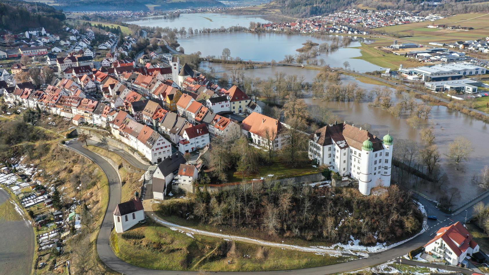 Coronavirus - Mühlheim an der Donau