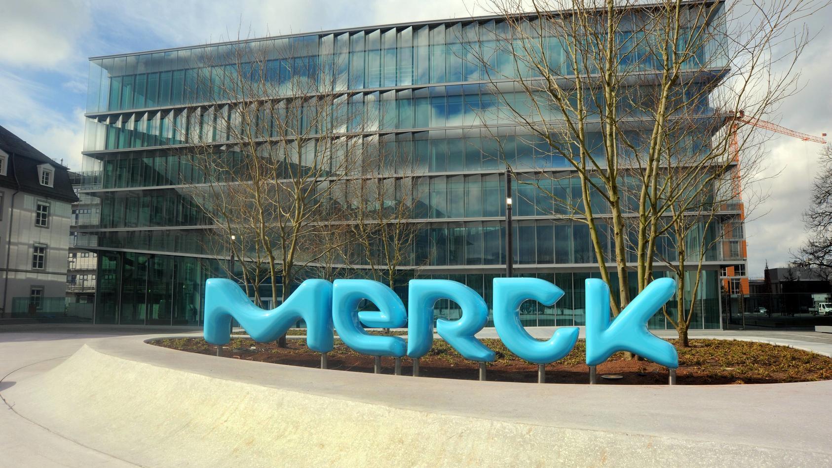Deutschland, Darmstadt, 08.03.2018 Das neue Innovations-Center der Merck KGaA Bilanzpressekonferenz der Merck KGaA ***