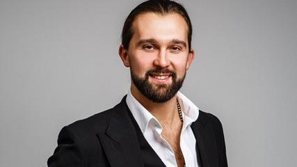 """Pasha Zvychaynyy ist neu bei """"Let's Dance""""."""