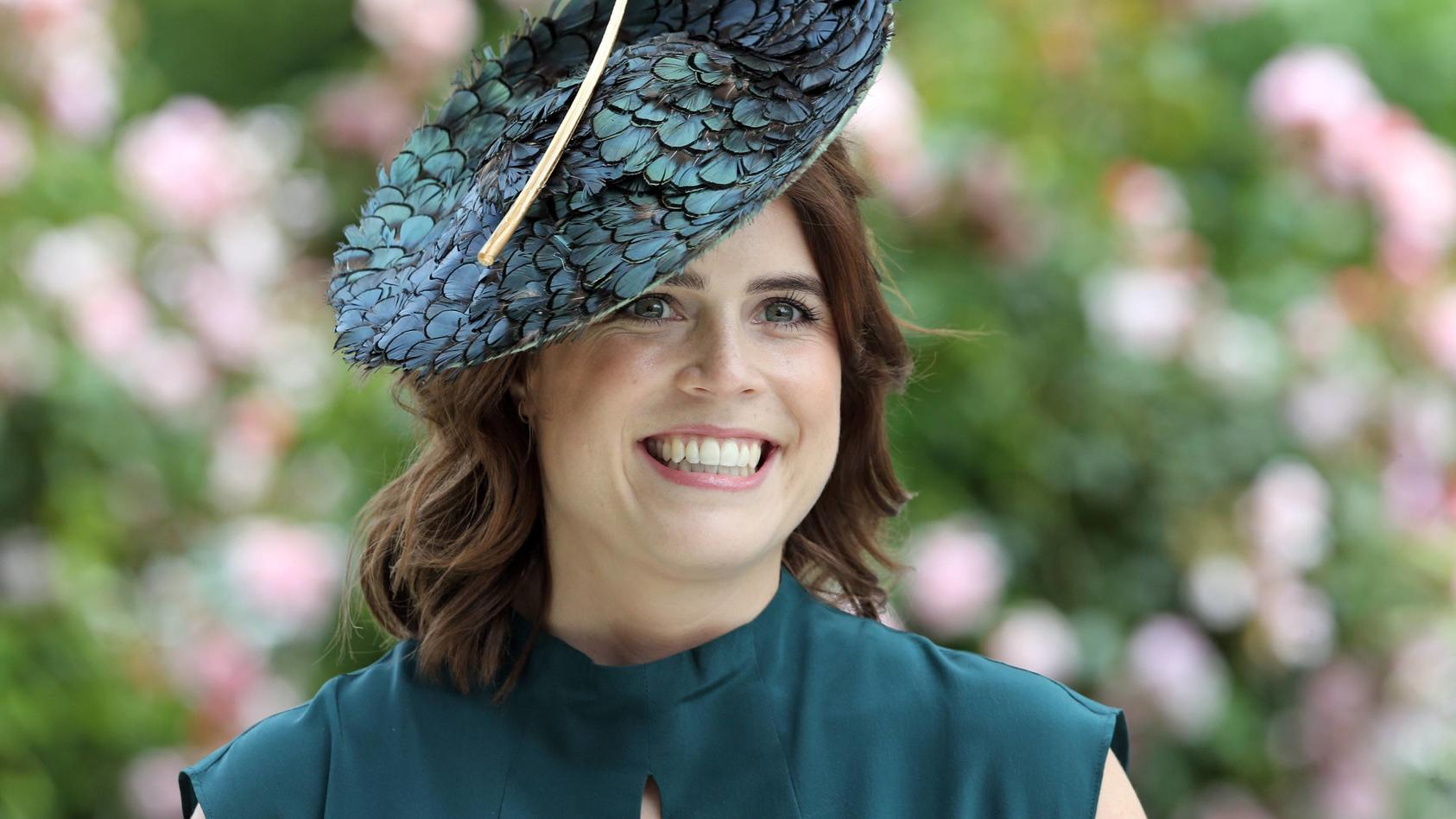 Prinzessin Eugenie 2019 in Ascot, Windsor.