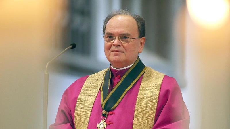 Bischof Bertram Meier