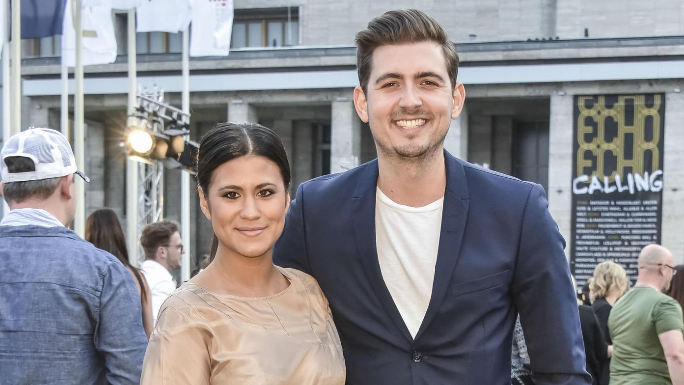 Steffi Brungs und ihr Ehemann Chris Wackert