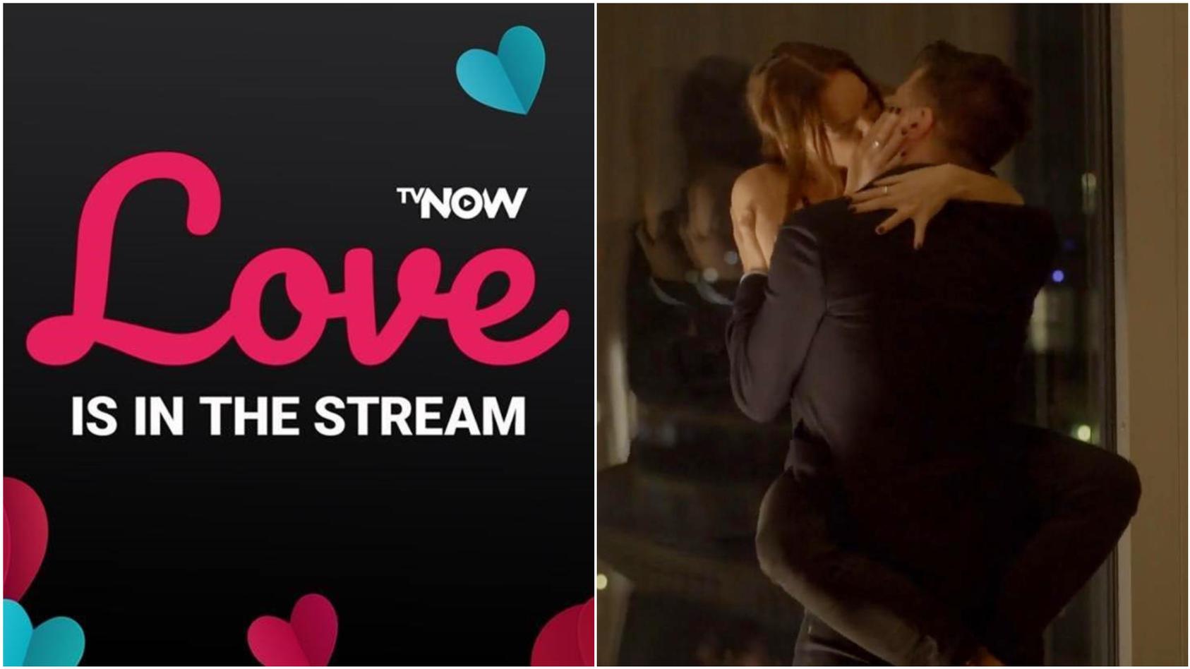 Auf TVNOW wartet ein heißes Valentinstags-Programm auf die Zuschauer.