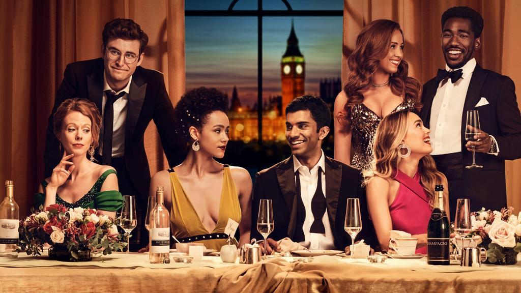 """Ein weiteres Highlight am Valentinstag auf TVNOW: Die US-Serie """"Vier Hochzeiten und ein Todesfall""""."""