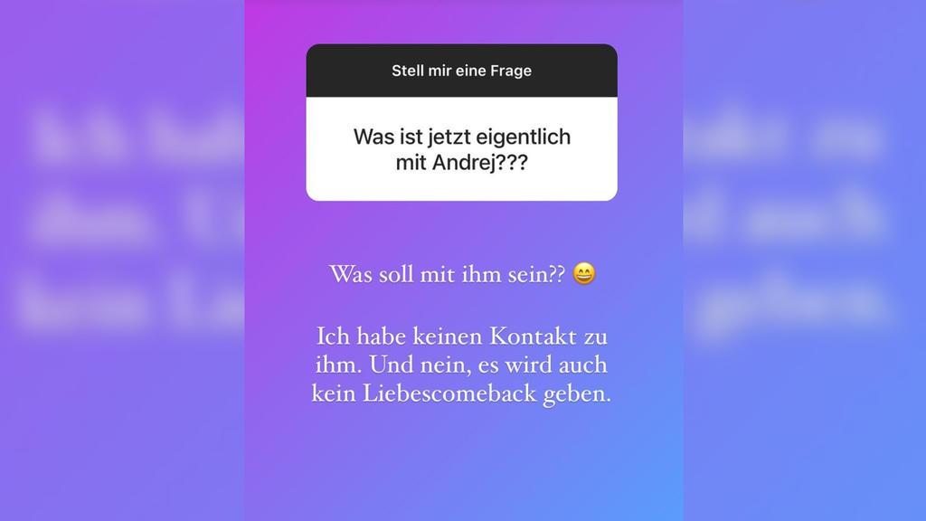 Jenny Lange über Andrej Mangold