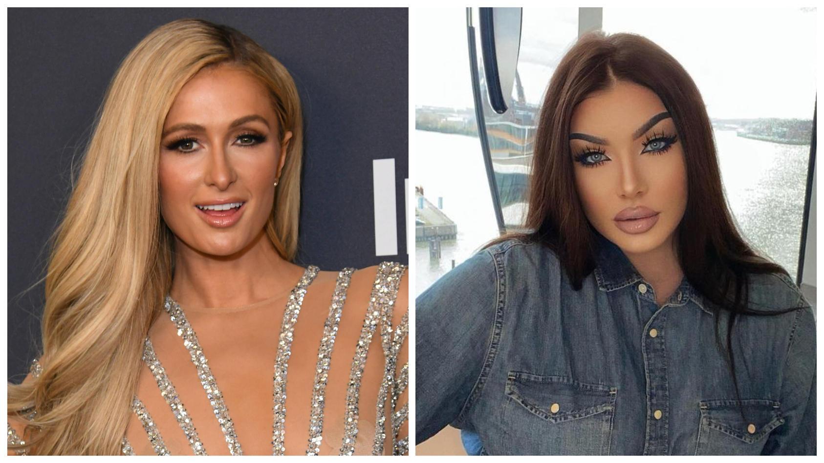 Offenbar gab es zwischen Paris Hilton und Melody Haase eine große  Gemeinsamkeit: einen Mann, auf den beide vor einigen Jahren standen.
