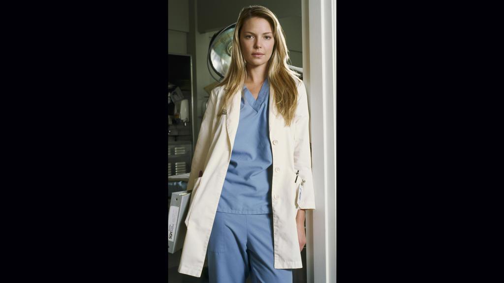 """Katherine Heigl in der ersten Staffel von """"Grey's Anatomy"""""""