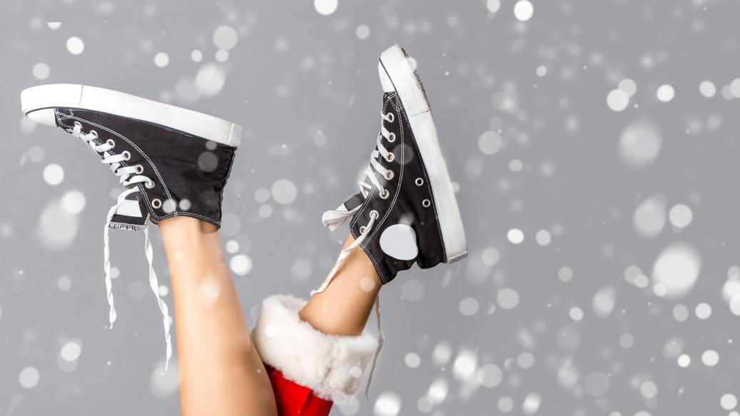 Sneaker für den Winter 2021: Diese Modelle sind wind- und wasserfest.