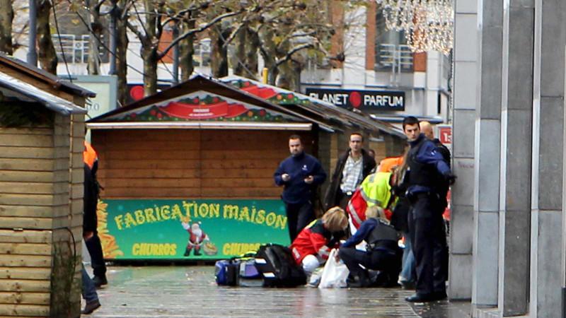 Tatort: Der Anschlag ereignete sich in unmittelbarer Nähe des Weihnachtsmarkts.