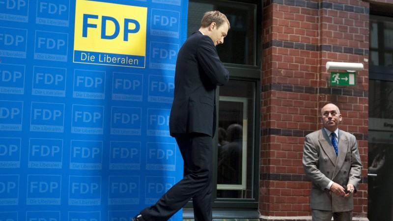 Christian Lindner, FDP.