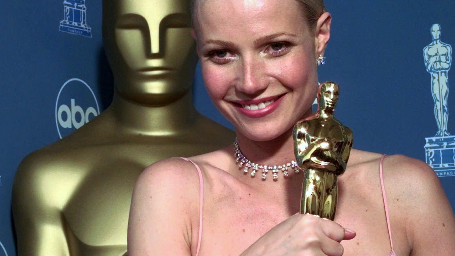 Oscarpreisträgerin Gwyneth Paltrow bringt eigenen Vibrator heraus.