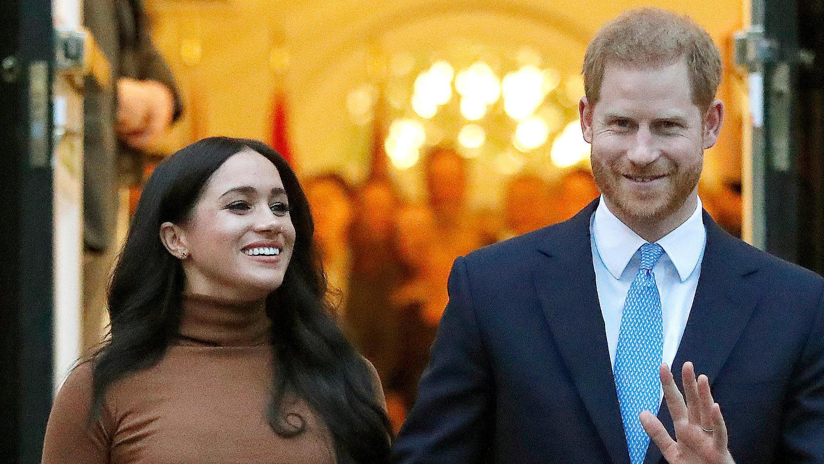 Prinz Harry und Herzogin Meghan: Was bringt ihr TV-Auftritt?