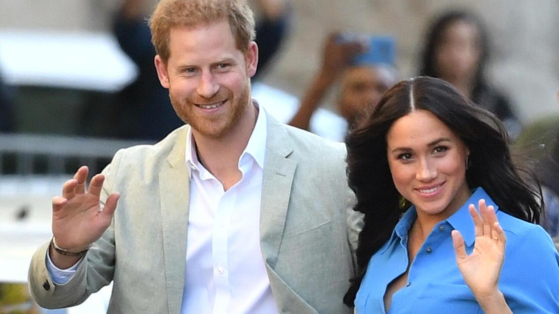 Prinz Harry und Herzogin Meghan sollen Prinz William und Herzogin Kate zum 10. Hochzeitstag gratuliert haben.