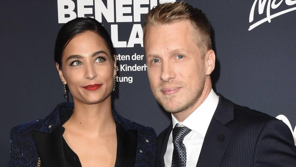 Amira und Oliver Pocher sind sich beim Thema Bachelorette nicht ganz einig.