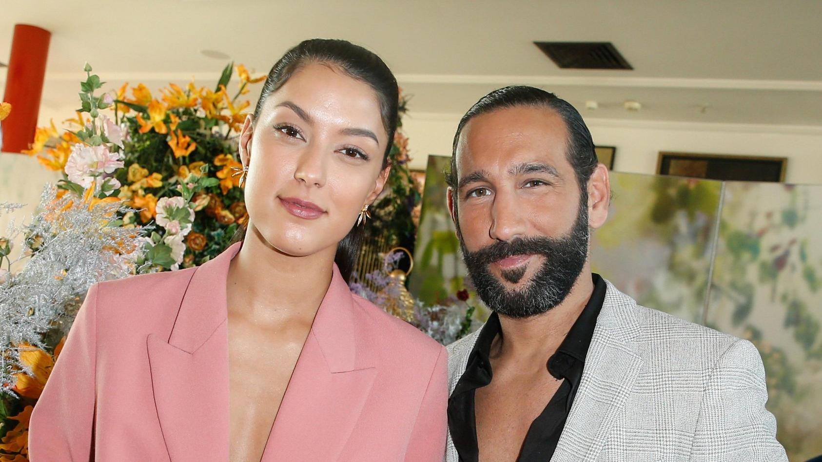 Rebecca Mir und Massimo Sinató wurden im April Eltern eines Sohnes