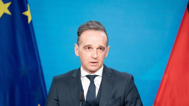 Bundesaußenminister Heiko Maas will keinen Kampfeinsatz der Bundeswehr in der Sahelzone. Foto: Kay Nietfeld/dpa-POOL/dpa