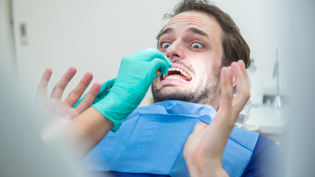 Sind die Zähne erstmal entzündet, wird's schmerzhaft