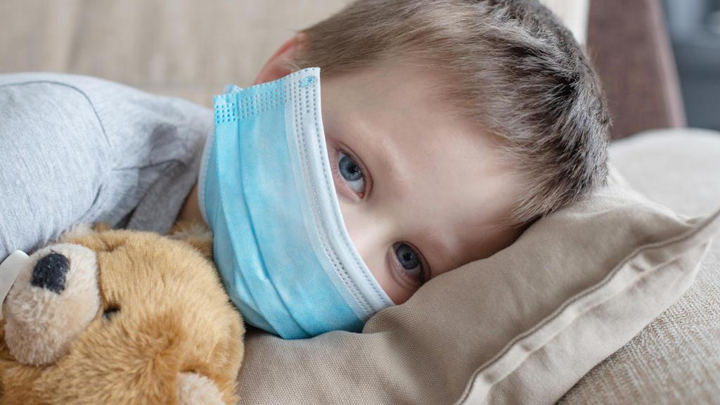 Seit einem Jahr sammeln deutsche Kinderärzte wenig erforschte Covid-Symptome in einem Register.