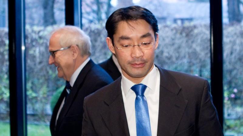 Geht die FDP unter Parteichef Philipp Rösler in den Untergang? Das Jahr 2011 war ein einziges Desaster.