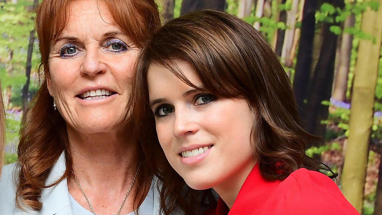 Sarah Ferguson gratuliert Tochter Eugenie zur Geburt ihres Sohnes.