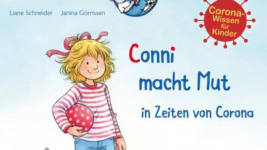 Conni lernt in Corona-Ausgabe der Kinderbuchreihe alles rund um das Coronavirus - und gerät damit ins Visier der Querdenker.