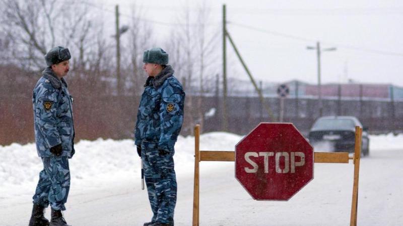 Hölle auf Erden - Straflager wartet auf Kremlgegner Nawalny
