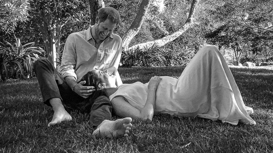 Prinz Harry und Herzogin Meghan erwarten ihr zweites Kind