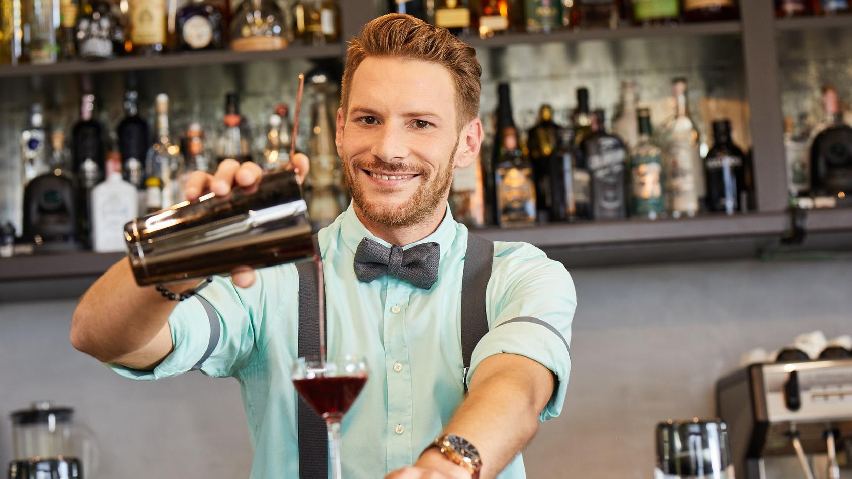 Barkeeper Rocco
