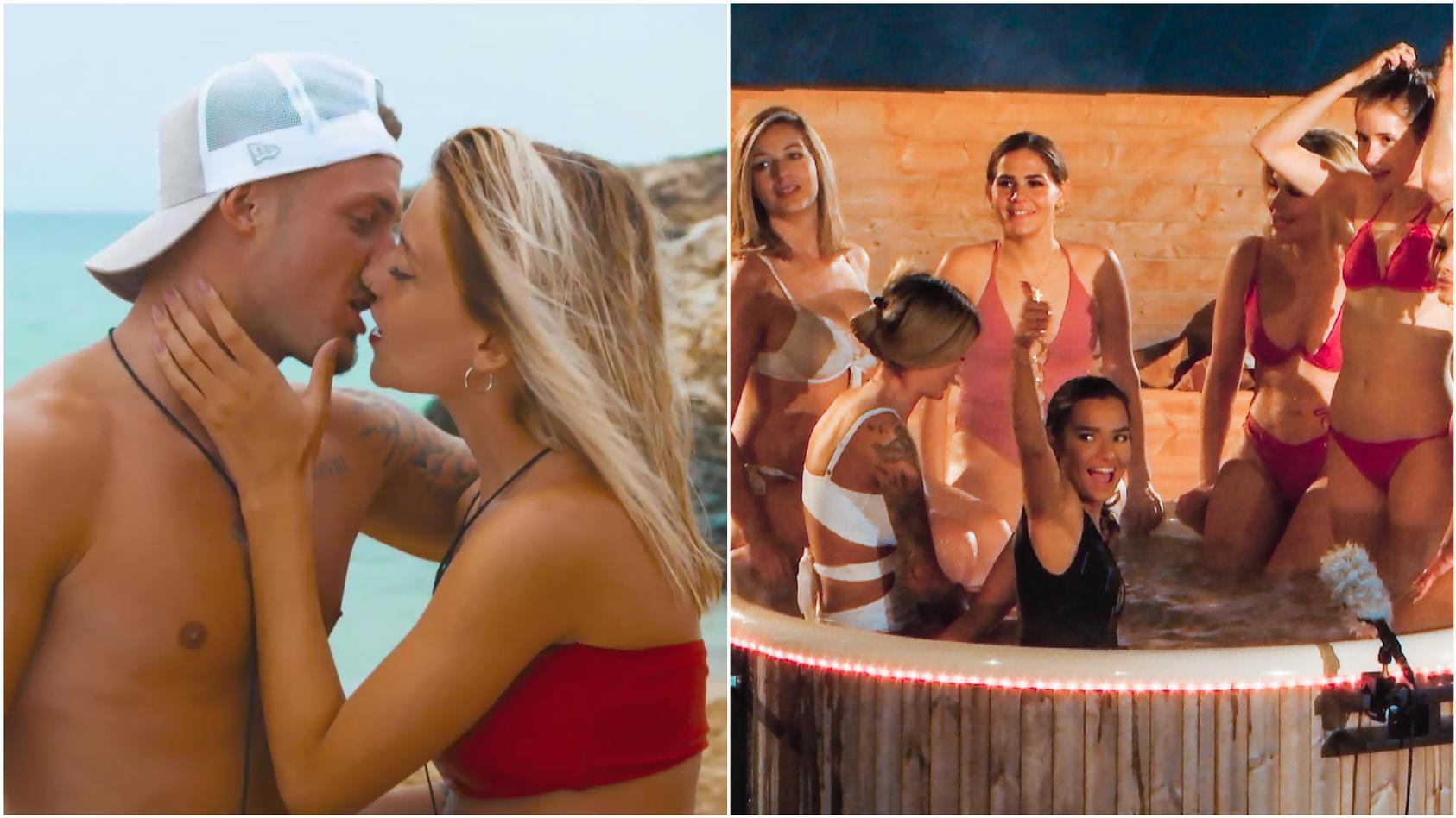 """Von """"Are You The One?"""" bis zum Bachelor: Auf TVNOW geht's mit den Dating-Formaten richtig heiß her."""