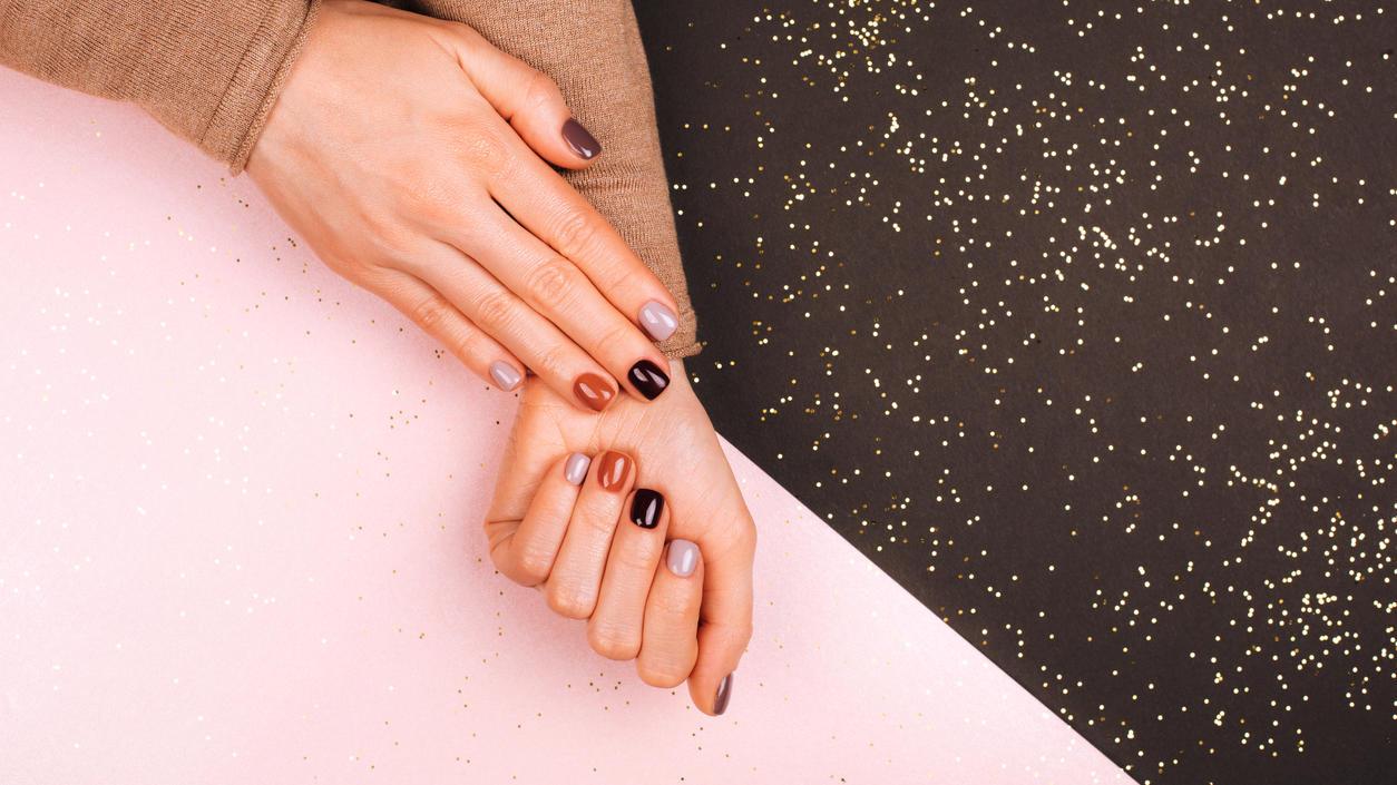 Coffee-Nails sind ein absoluter Hingucker!