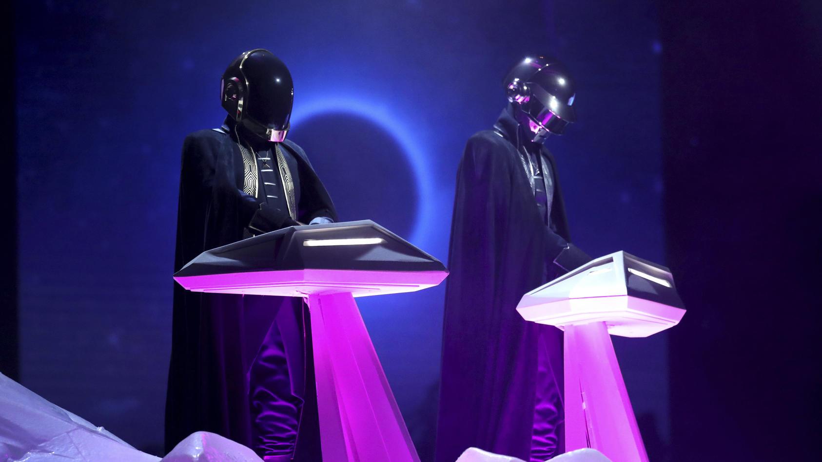 Daft Punk lösen sich wohl auf.