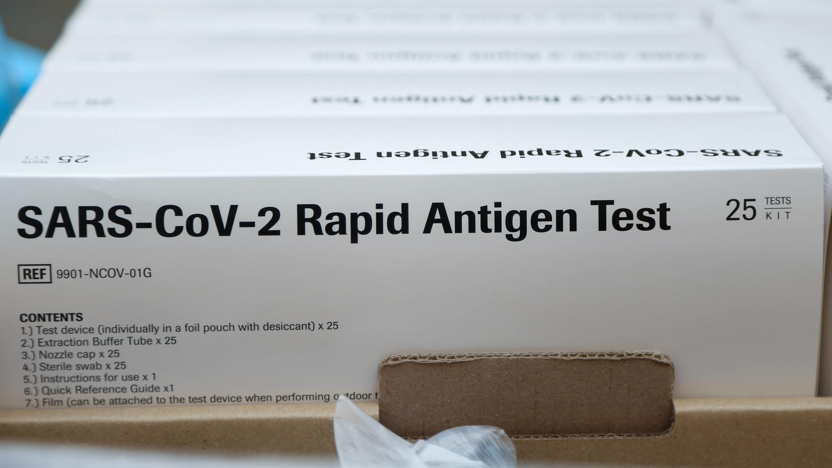 Können Covid-19 Antigen Schnelltests die dritte Welle verhindern?