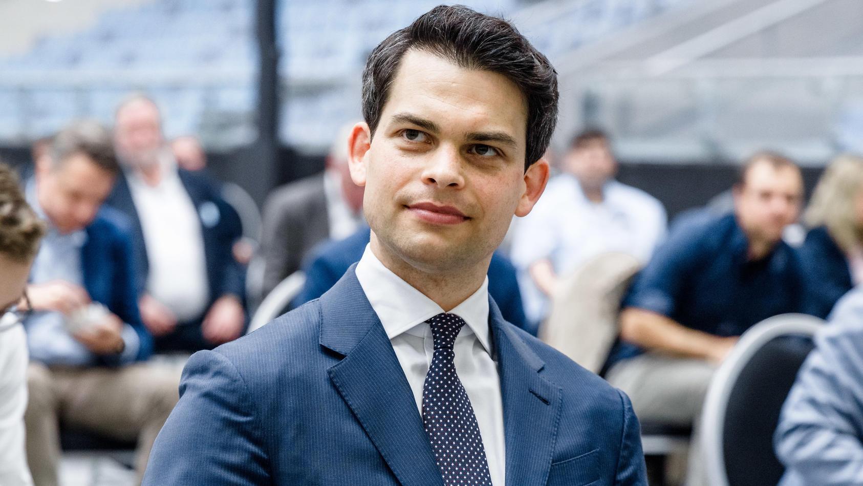 Hamburgs CDU-Chef Christoph Ploß fordert zielgenaue Lockerungsschritte