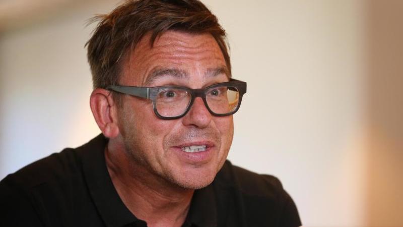 Markus Rejek, Geschäftsführer von Arminia Bielefeld. Foto: Karl-Josef Hildenbrand/dpa/Archivbild