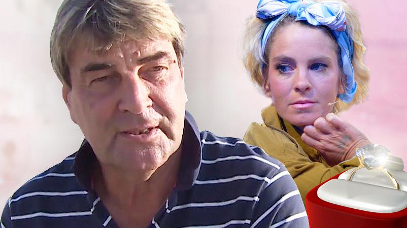 Jasmin Tawils Vater Michael Weber wusste nichts von den Heiratsplänen seiner Tochter und zeigt sich schockiert.