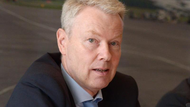 Christian Amsinck, Hauptgeschäftsführer der Unternehmensverbände Berlin-Brandenburg (UVB). Foto: Rainer Jensen/picture alliance / dpa/Archivbild