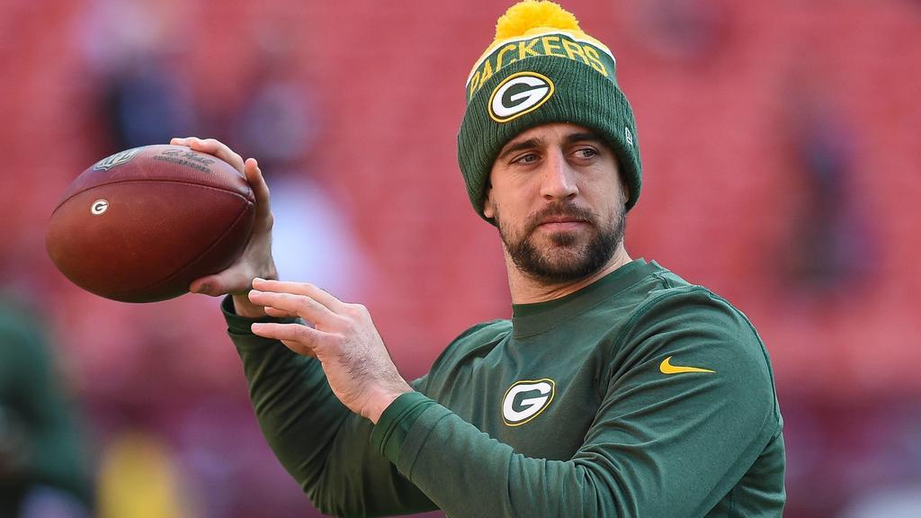 Green-Bay-Packers-Quarterback Aaron Rodgers ist seit 2020 mit der Schauspielerin zusammen.