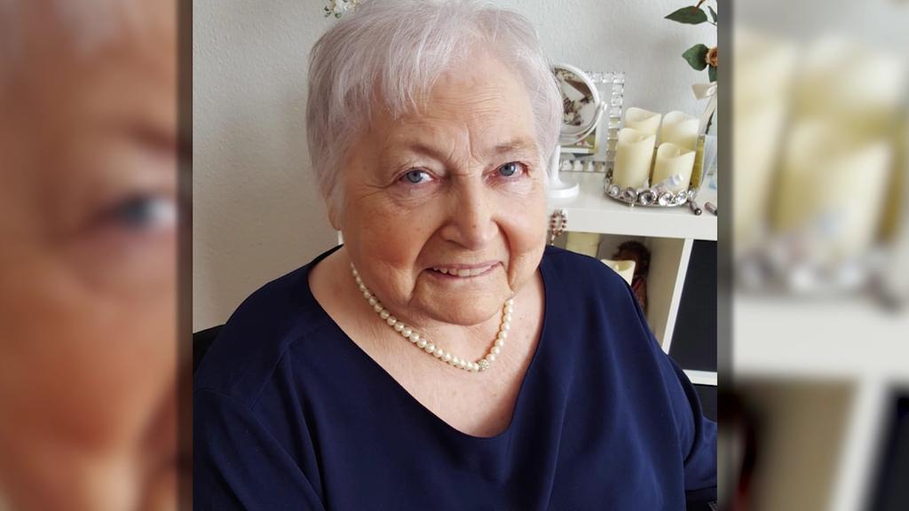 Therese Göbbels infizierte sich im Heim mit Corona, wenig später war sie tot.