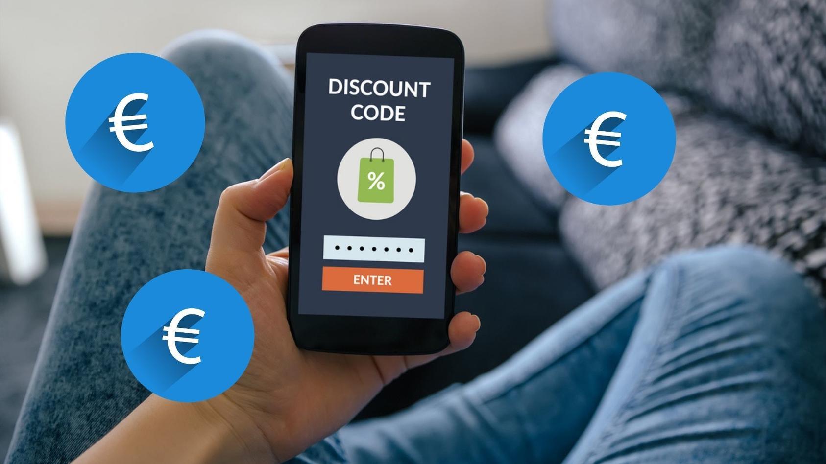 Mit Gutscheinen lässt sich in vielen Online-Shops wie Amazon & Co. Geld sparen.