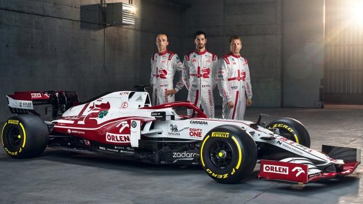 Alfa Romeo Fahrer 2021