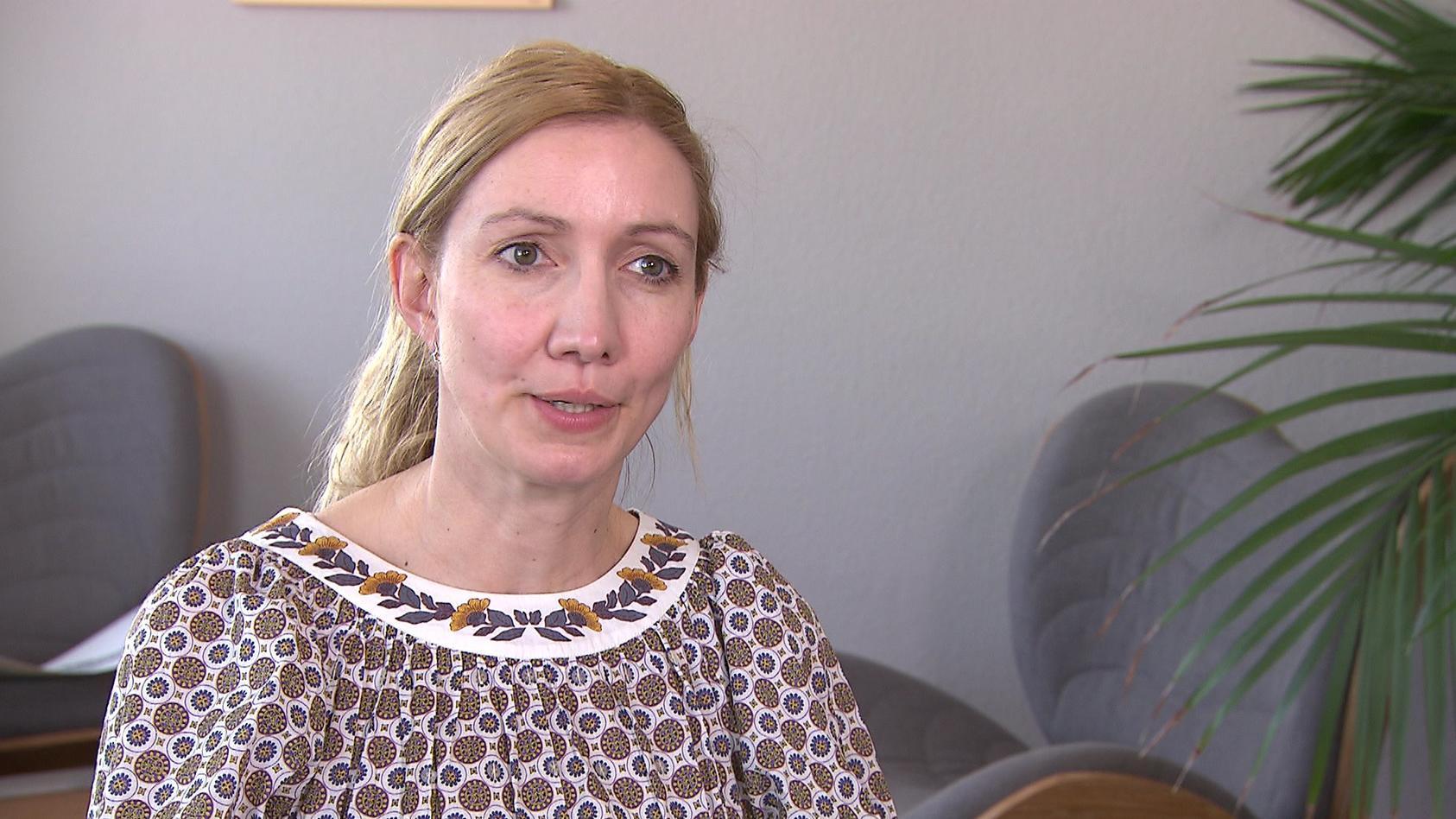 Virologin Sandra Ciesek im RTL-Interview
