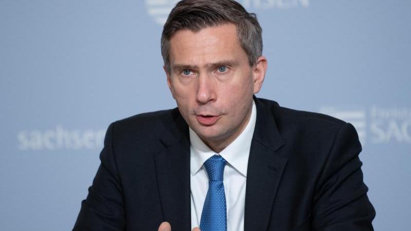 Martin Dulig (SPD), Wirtschaftsminister von Sachsen. Foto: Sebastian Kahnert/dpa-Zentralbild/dpa/Archivbild