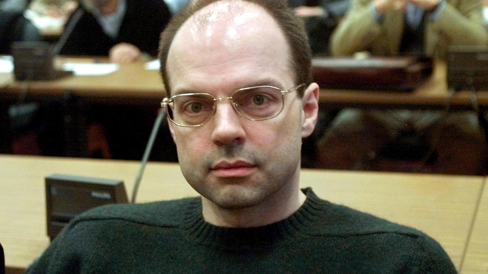 Reemtsma-Entführer Thomas Drach wurde nach Geldtransport-Überfällen verhaftet.