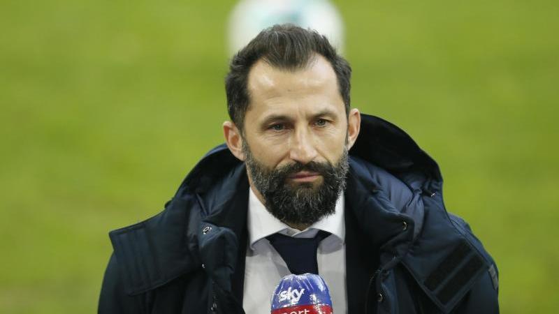 Hasan Salihamidzic, Vorstand Sport des FCBayern München. Foto: Leon Kuegeler/Reuters/Pool/dpa/Archivbild