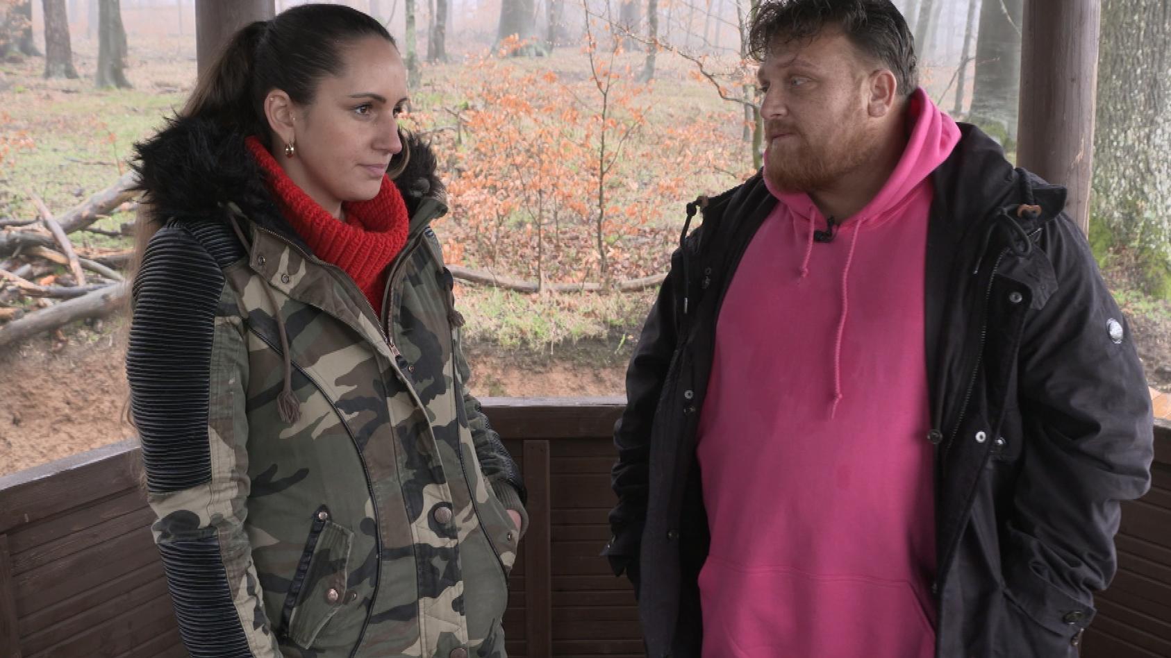 Letzte Chance für die Liebe? Senay Ak und Menowin Fröhlich wollen ihre Ehe retten.