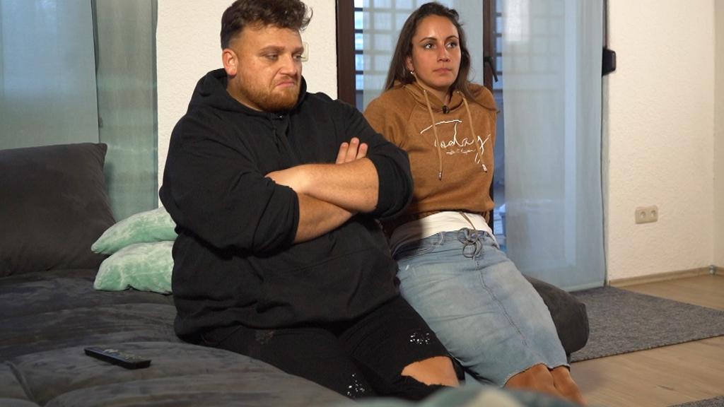 Menowin Fröhlich und Senay Ak haben in zehn Jahren Beziehung viele Höhen und Tiefen durchlebt.
