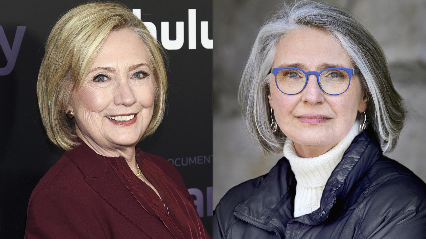 Hillary Clinton kündigt ihren ersten Polit-Thriller an